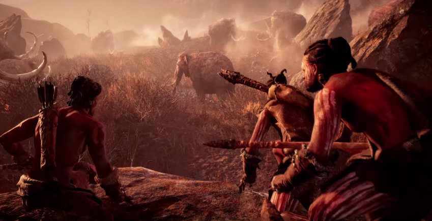 Far Cry Primal (set in 10,000 BC)