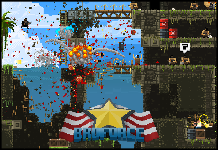Broforce was one early Greenlight mega-success.