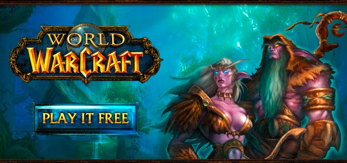 If WOW has gone Free To Play, that's saying something... then again, it's 10 years old so...