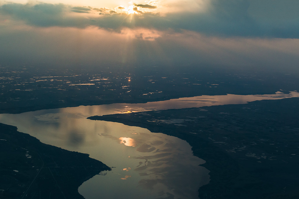 Last Mountain Lake, Saskatchewan