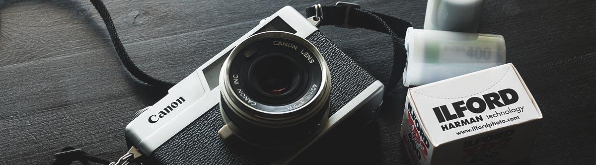Canon Canonet 28 + ILFORD XP2 + Fuji EXTRA 400