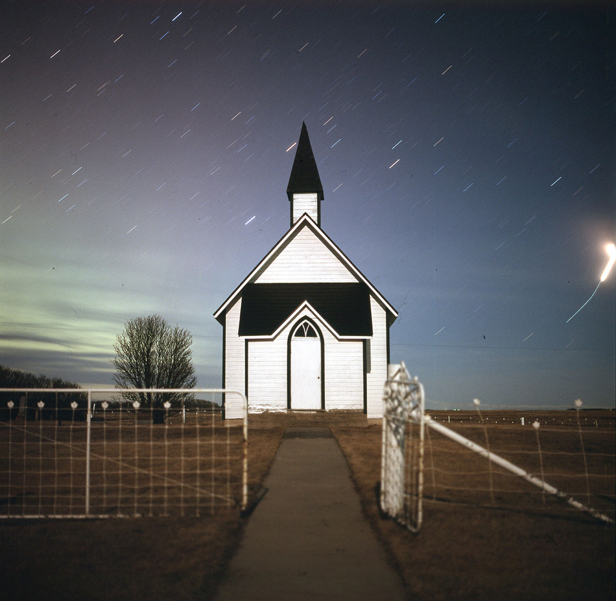 Near Zehner, Saskatchewan | Hasselblad 500CM + 80mm Zeiss Planar f/2.8  Fuji Provia 100F |80mm @ f/2.8 ISO80 150s