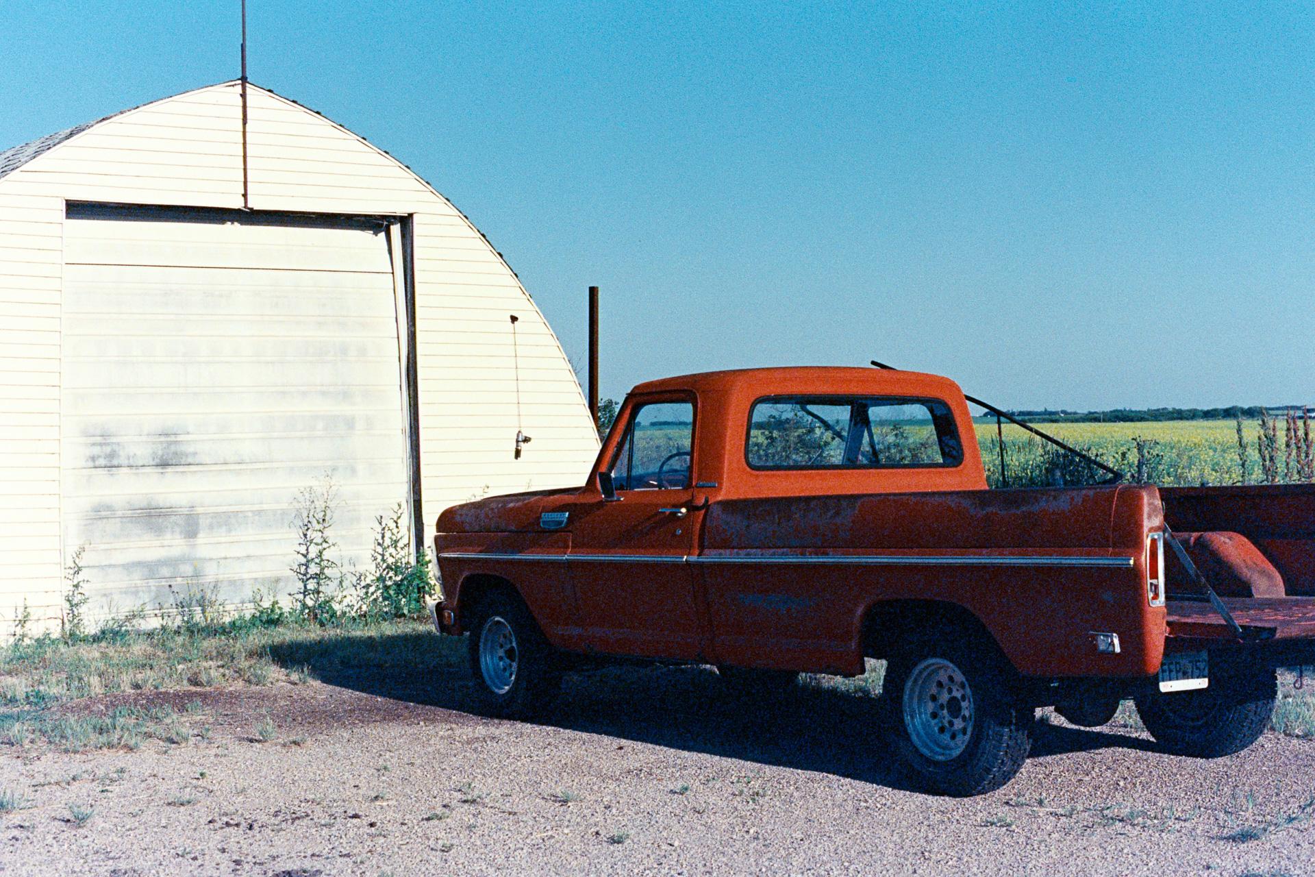 Orange Truck No. 1