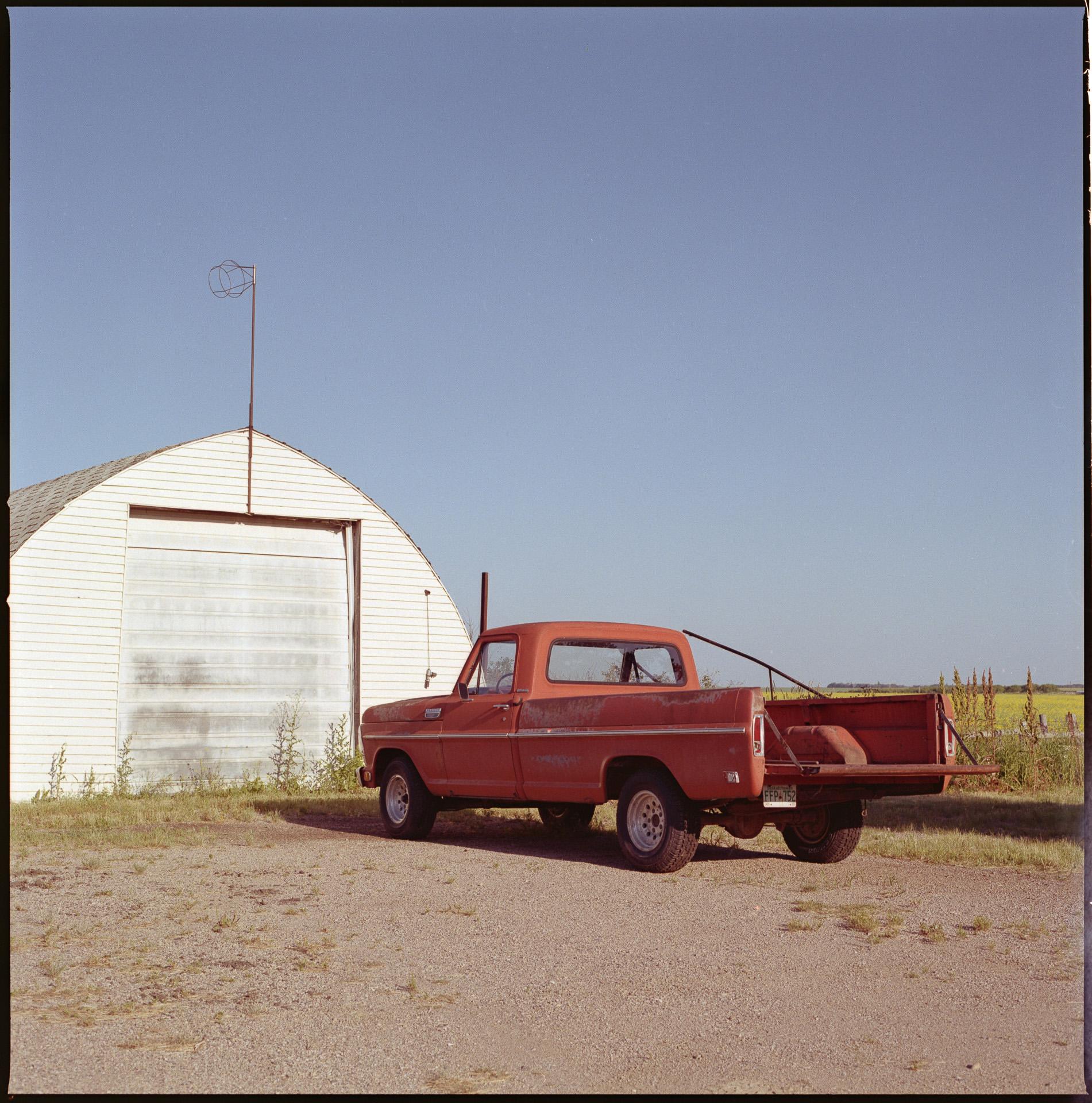 Orange Truck No. 2