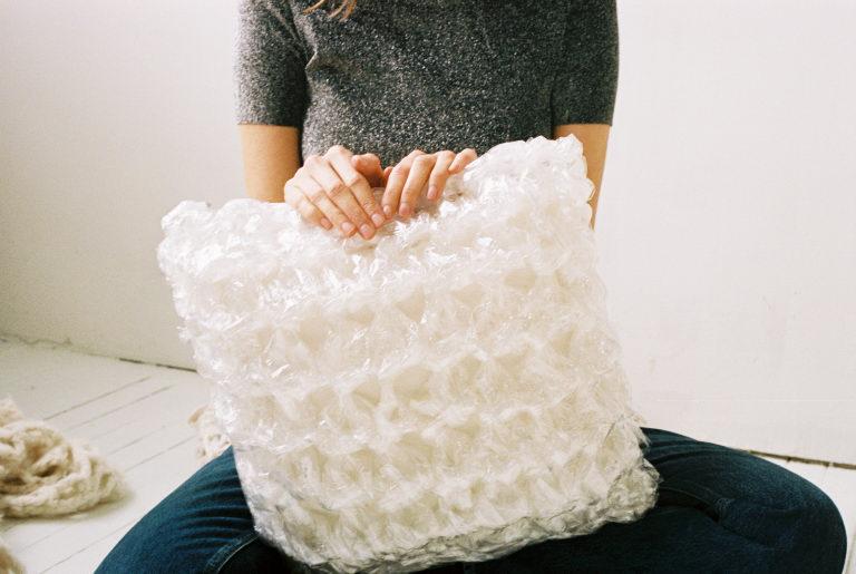 doucement-air-pillow-cellophane-clear-marie-stotz.JPG