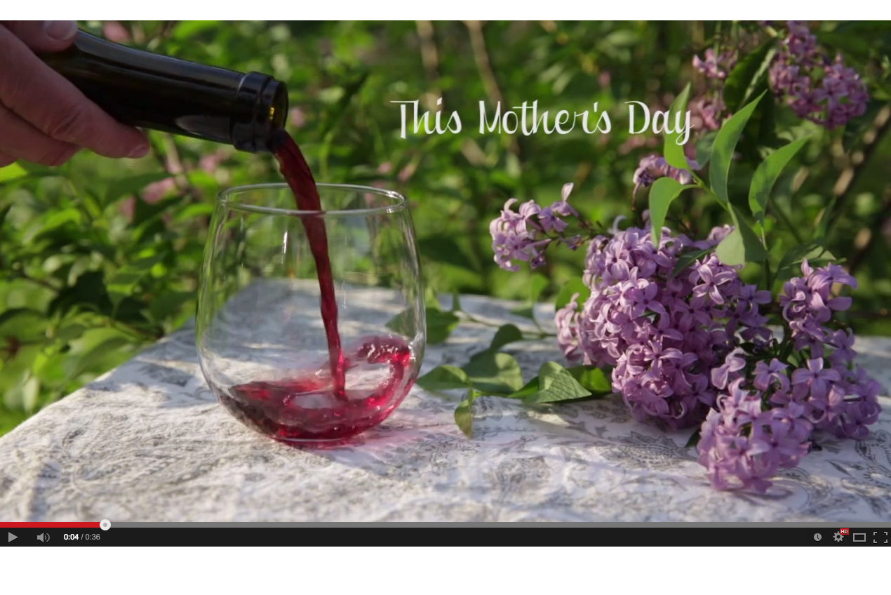 Mother's Day Wine Video