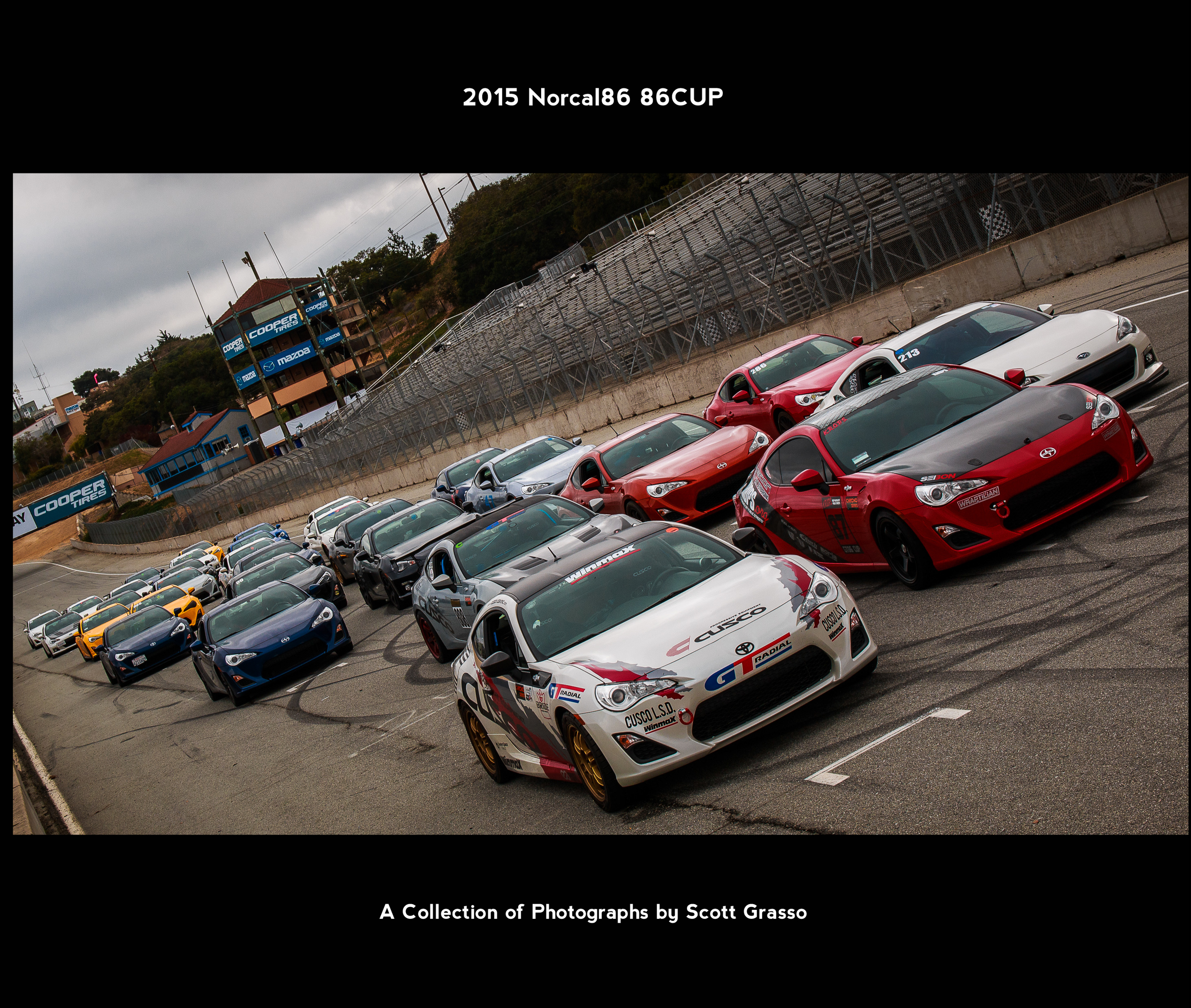 2015 Norcal86 86CUP Collection