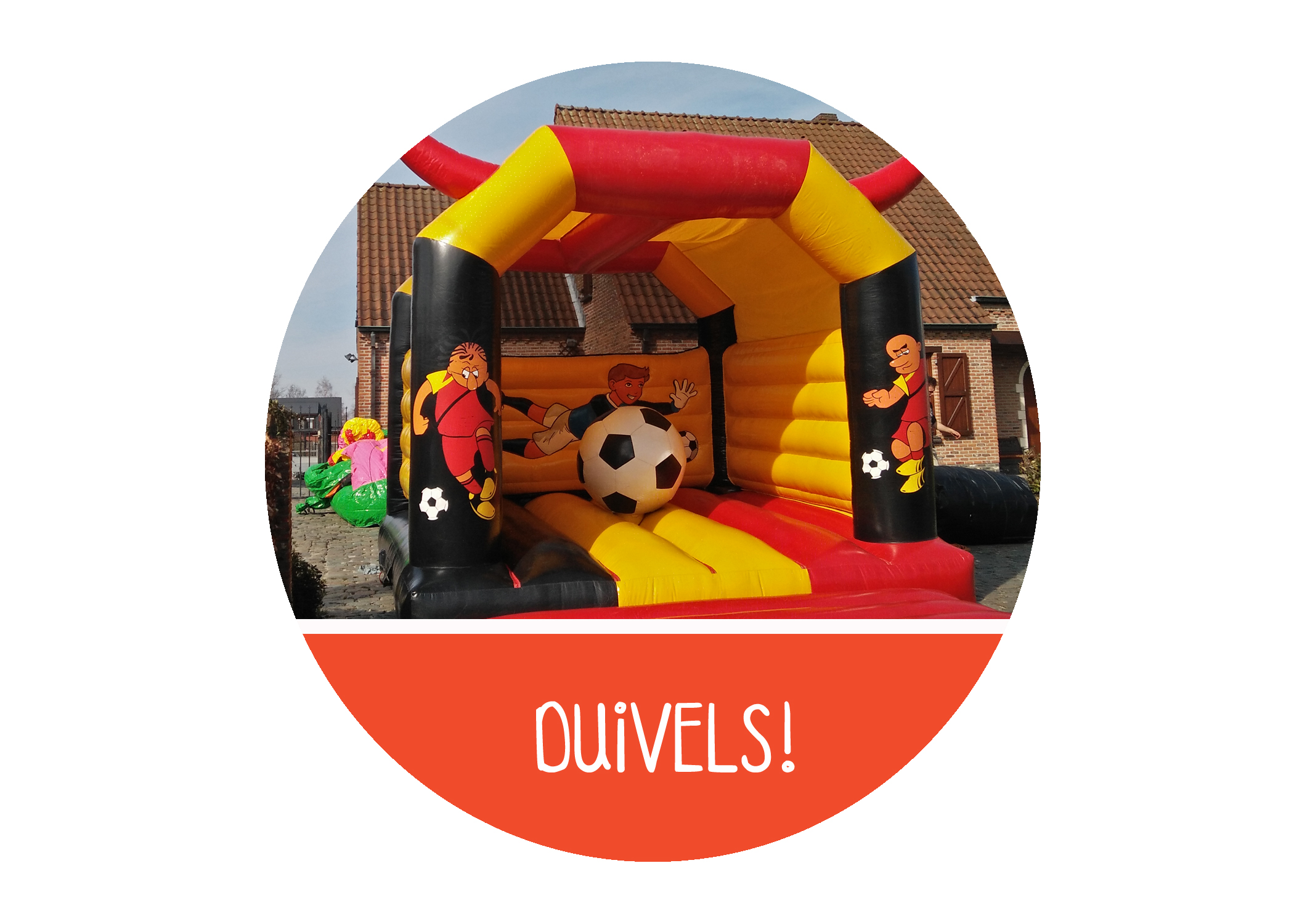 Huur nu uw springkasteel bij Eventa Rent aan topprijs! Persoonlijke service en grtais levering inbegrepen te Zwijndrecht, Antwerpen, Brasschaat, Kapellen, Hoboken, Mortsel en Aartselaar