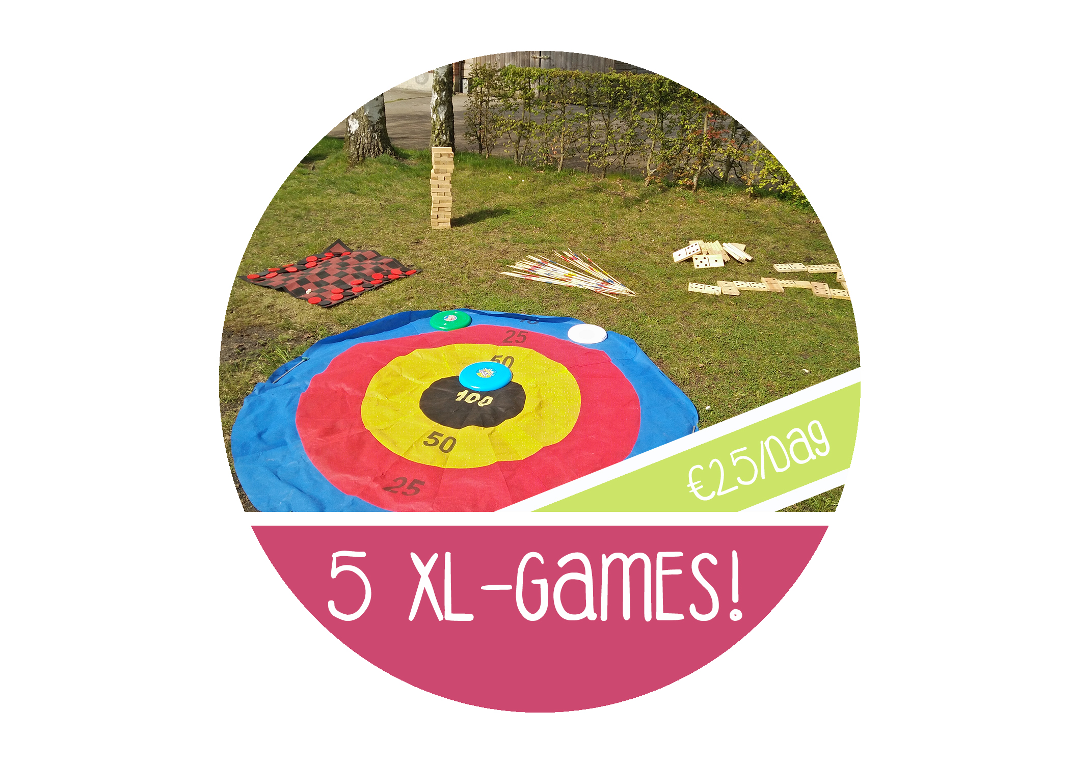 set xl games huren reuzespelen