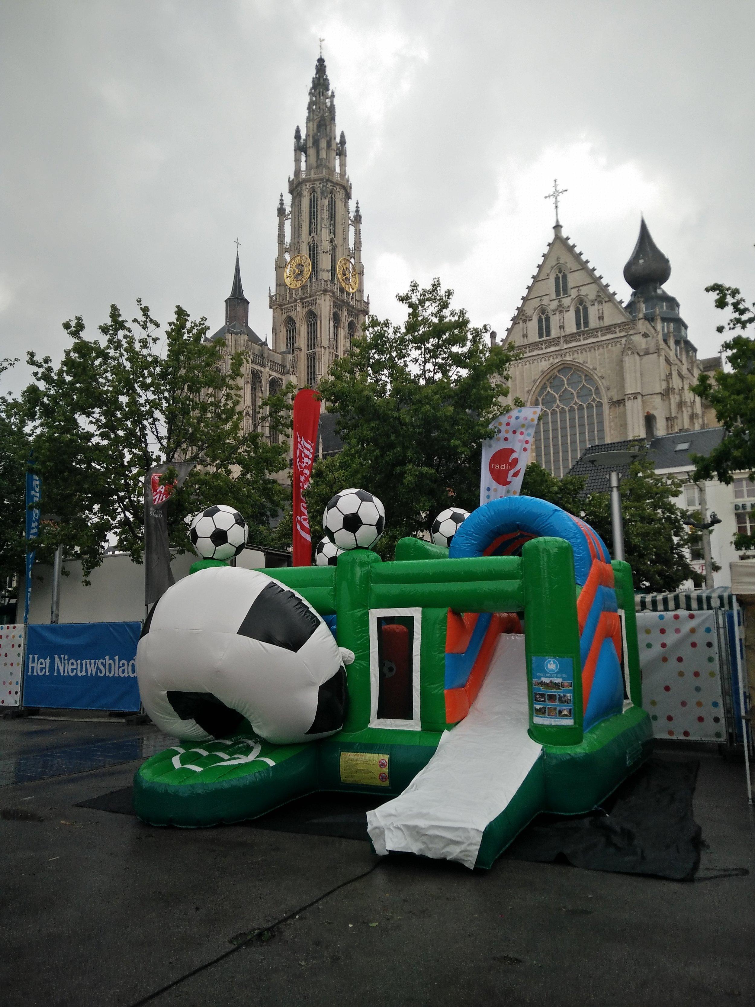 Springkasteel huren Antwerpen
