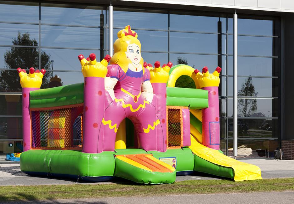 springkasteel prinses huren Melsele Beveren Antwerpen Berchem Hoboken Rumst Burcht