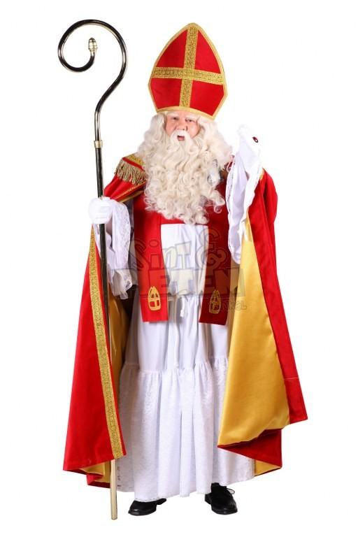 sinterklaaspak huren. kostuum sinterklaas huren MEchelen Gent Antwerpen Brussel
