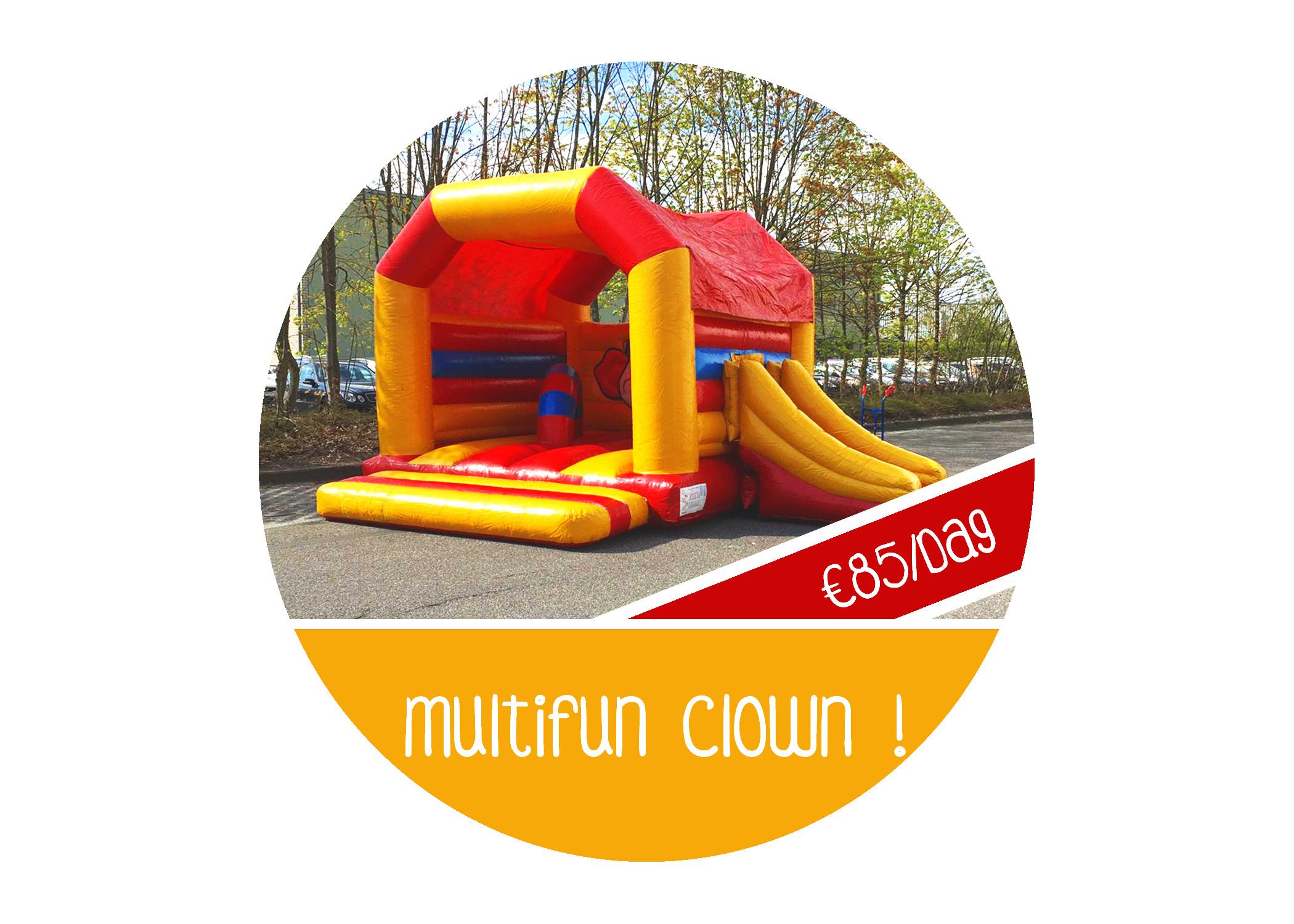 springkasteel+huren+clown+circus+verhuur