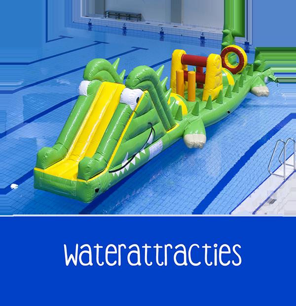zwembadspelen huren