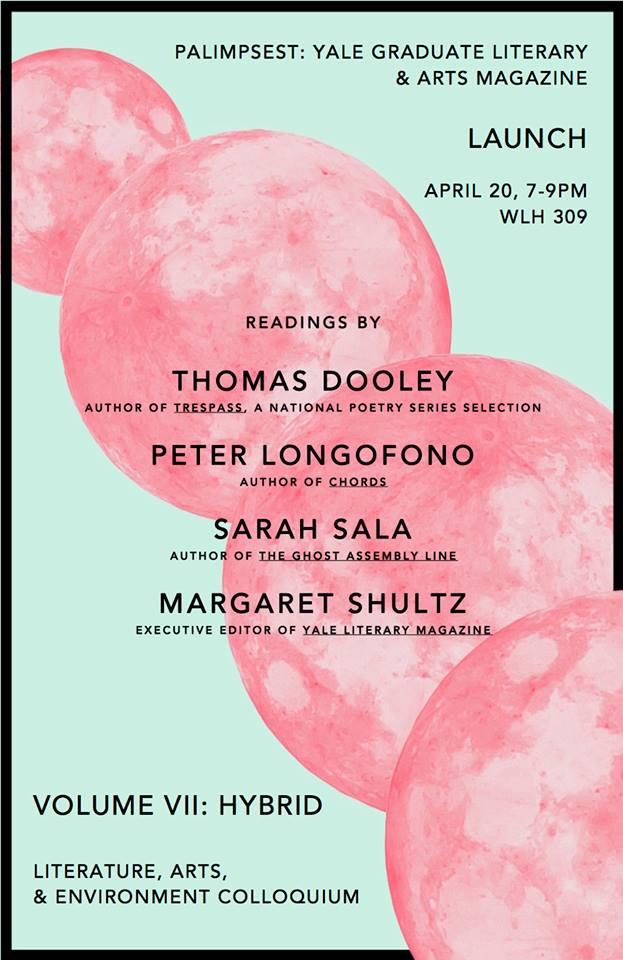 Palimpsest: Yale Graduate Literary & Arts Magazine