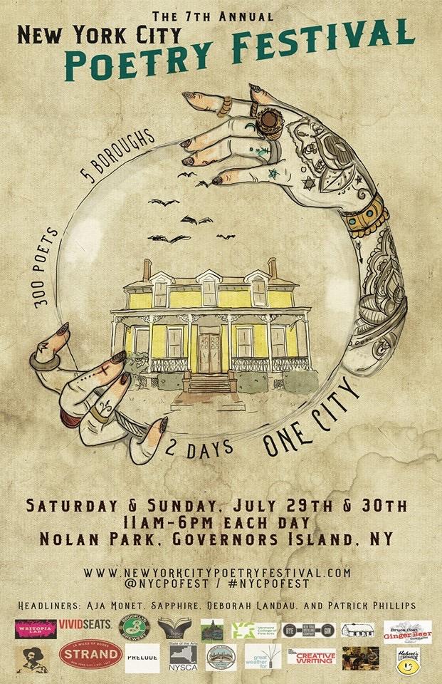 New York City Poetry Festival