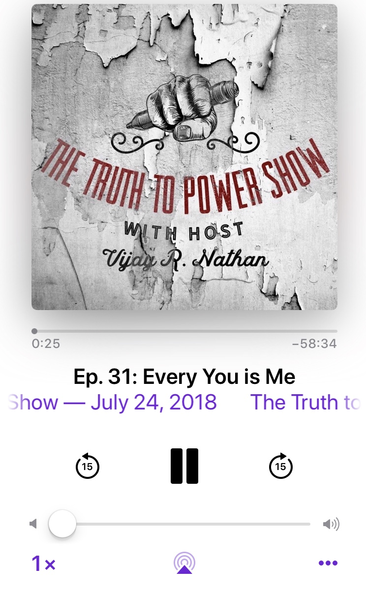 Truth to Power Podcast