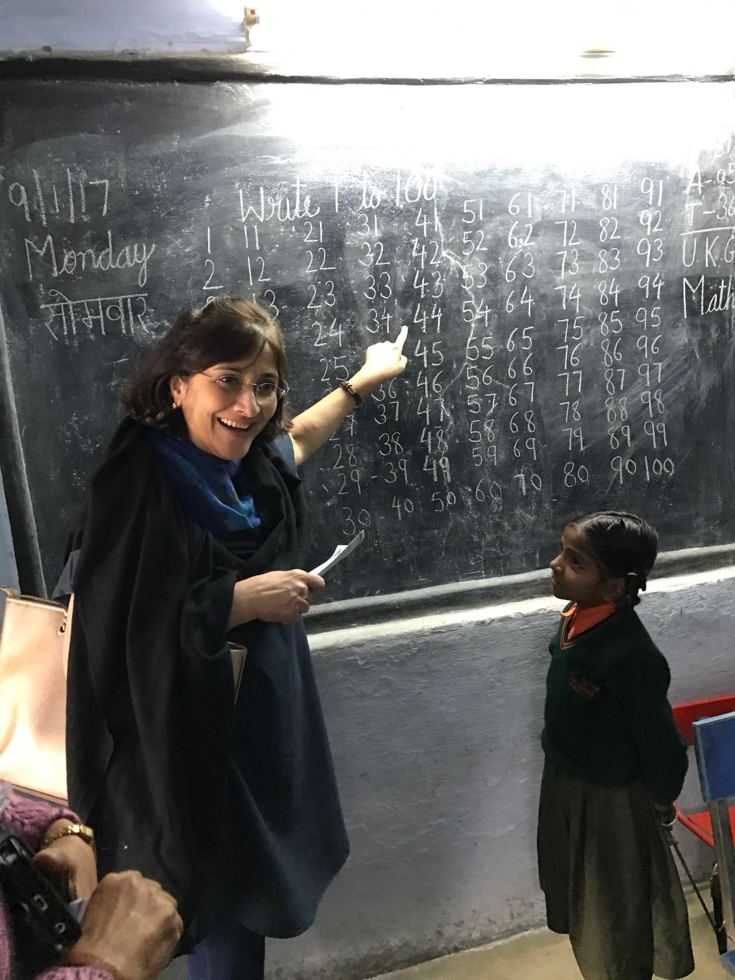 Vaijjya and Dileep Wagle Visit Vimukti
