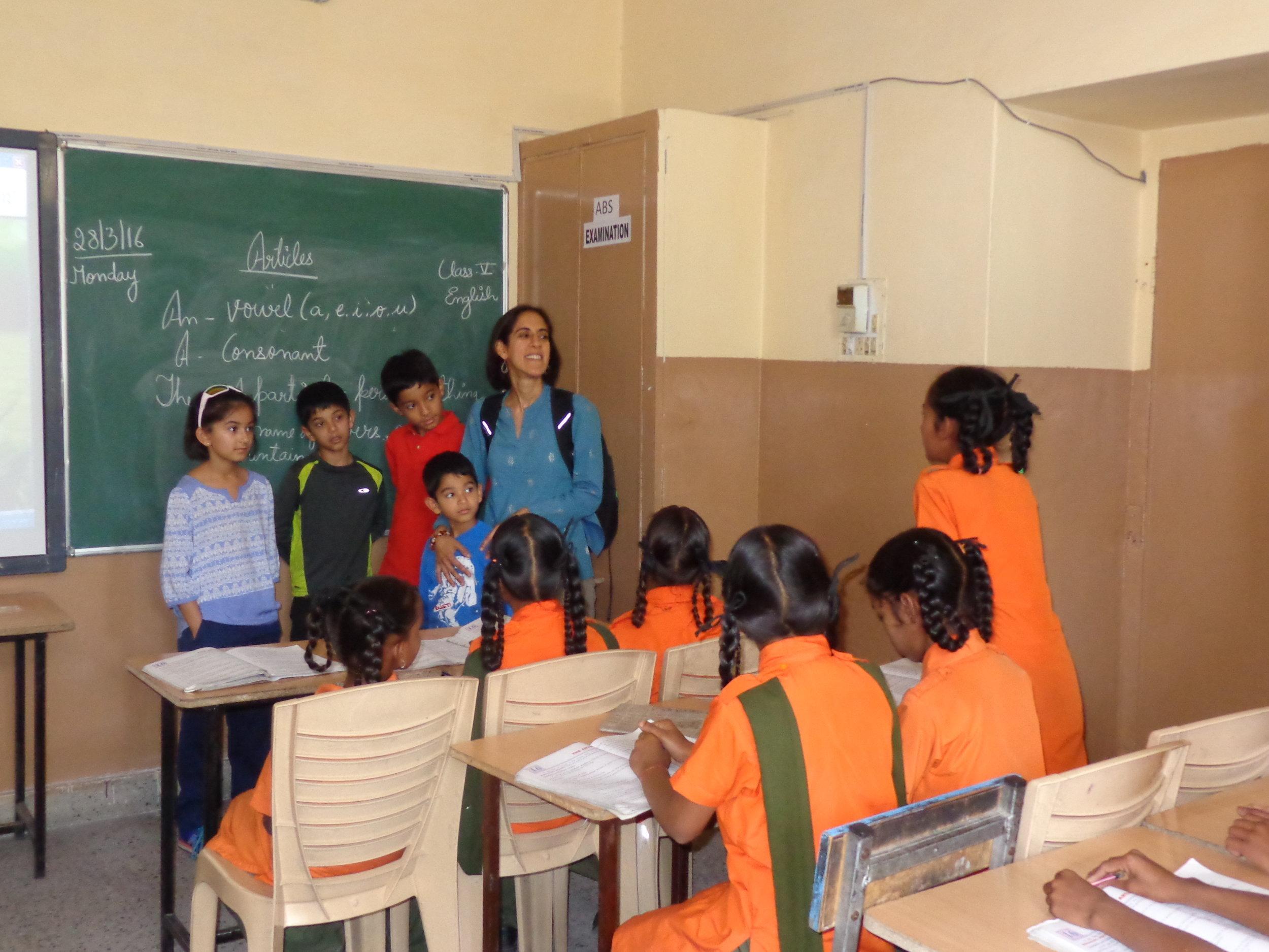 Pooja Parikh visits Vimutki