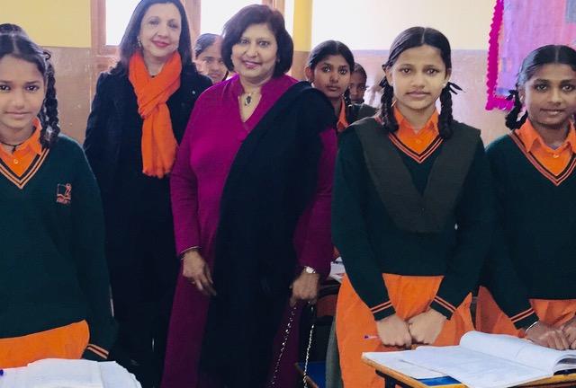 Sudha Garg & Sujata Kibe visit Vimukti