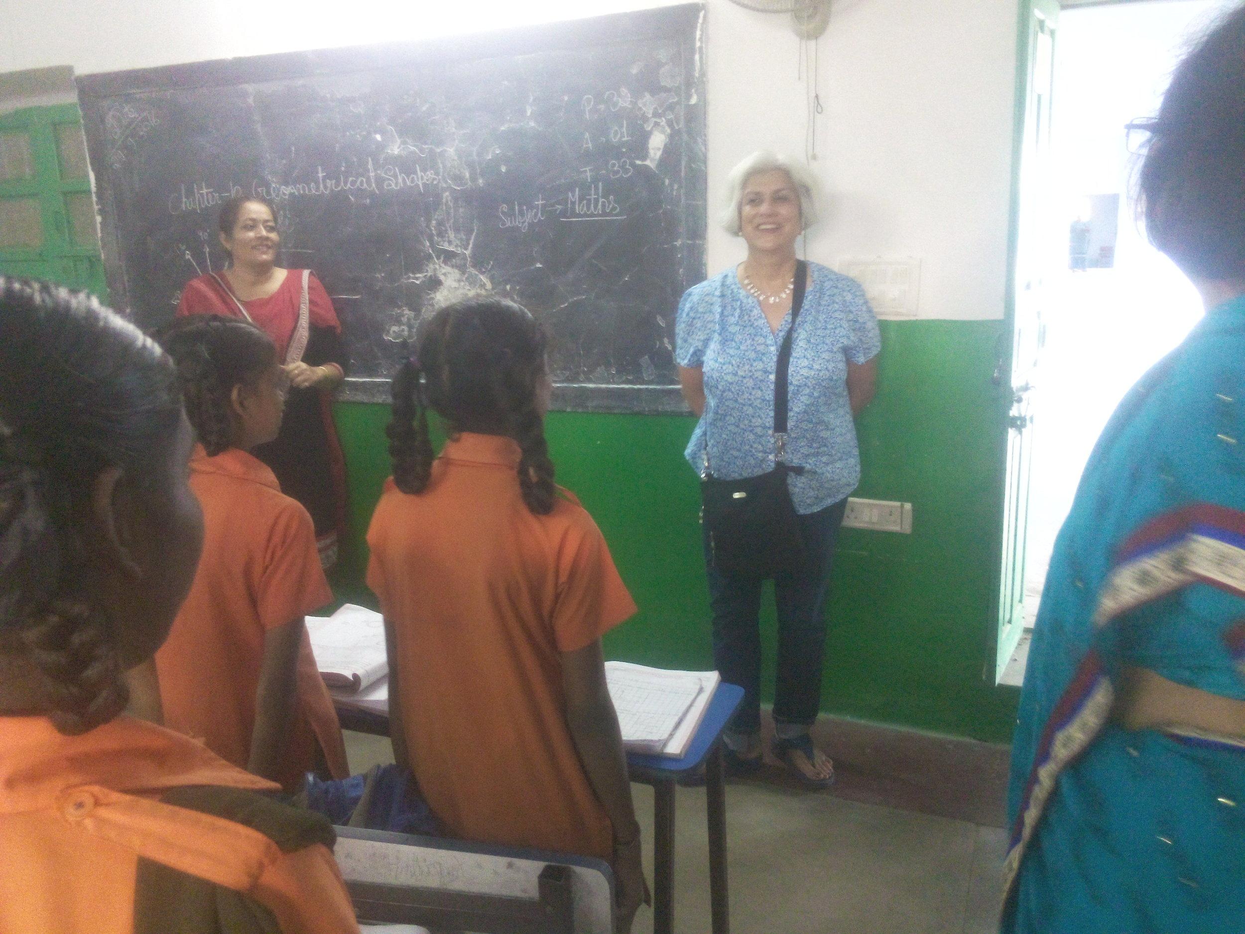 Amita Sarin visits Vimukti