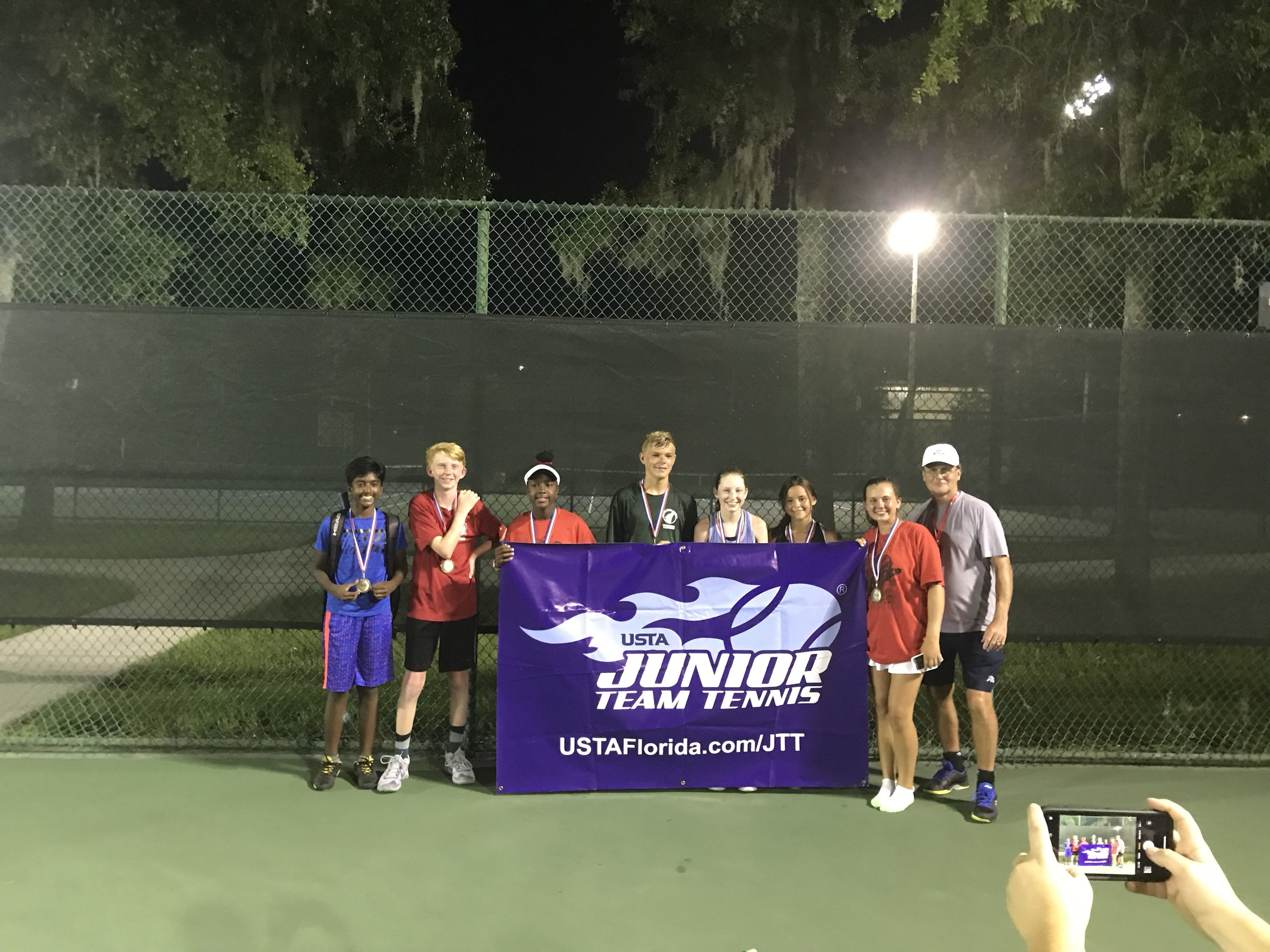 U14 intermediate Topspin Terminators