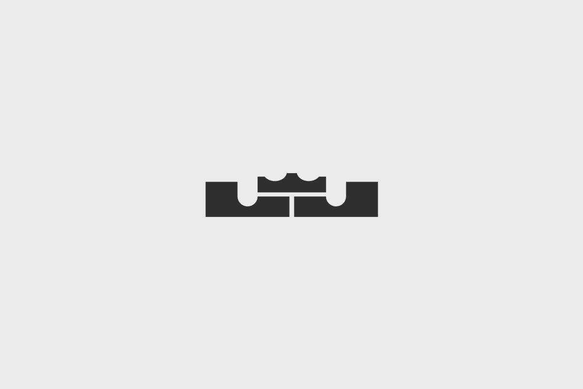 Lebron James Logo Darrin Crescenzi Studio