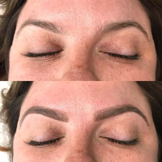 Always do you but let us do your brows 😜