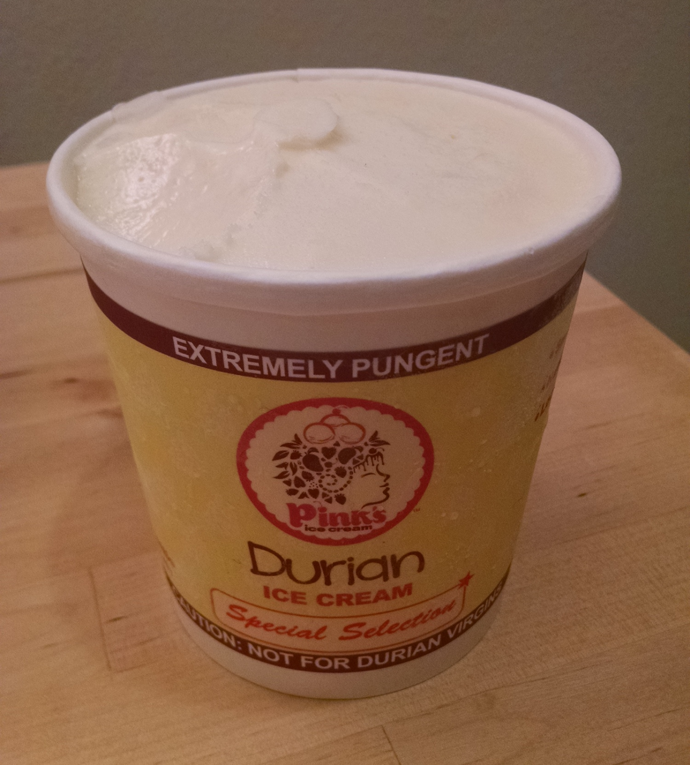 Available at Asian grocery stores in the Seattle area, or at a food truck that roams downtown Seattle