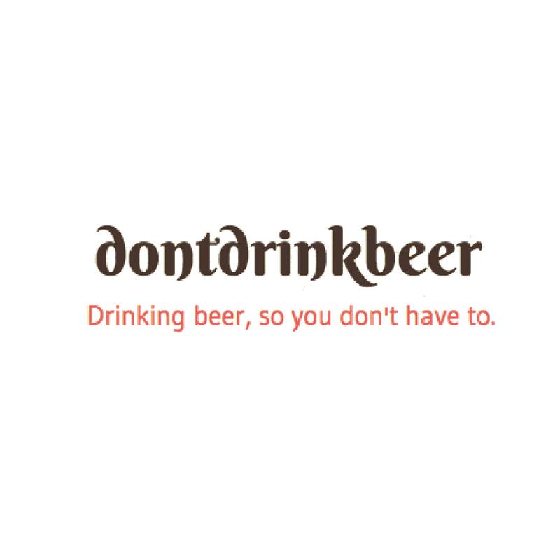 Don't Drink Beer Logo