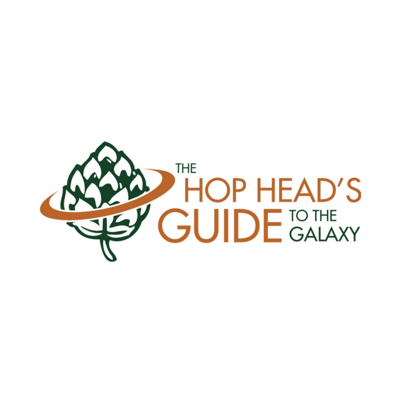 The Hop Head's Guide to the Galaxy Logo