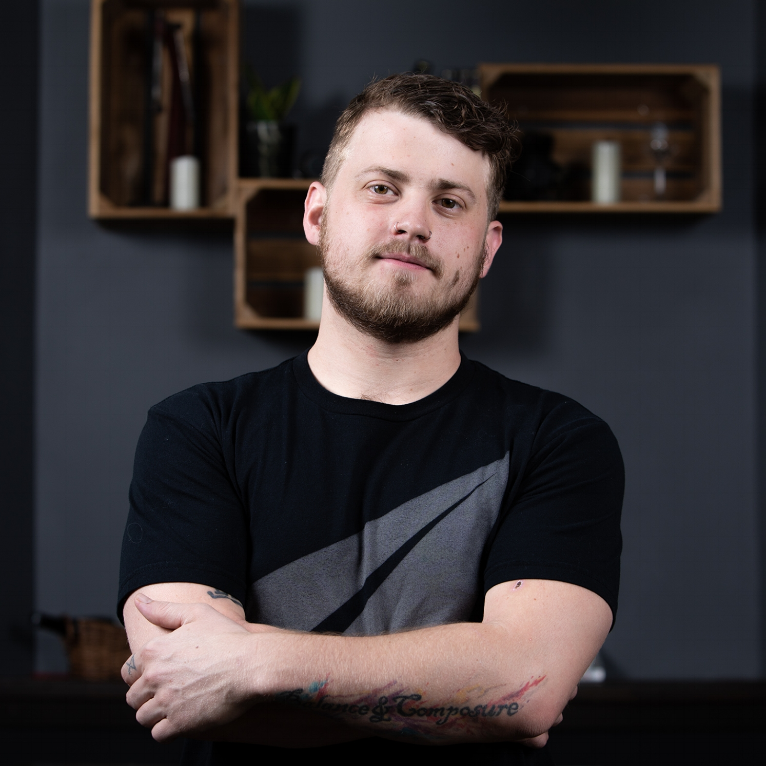 Alex Buck  Lead Brewer & Production Manager