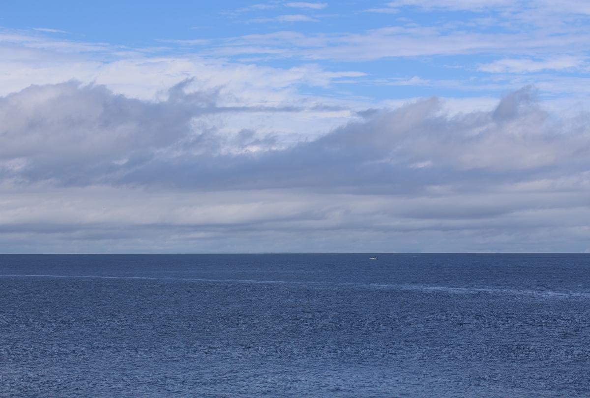 Chesapeake Bay / 12 Aug / South Thimble Island