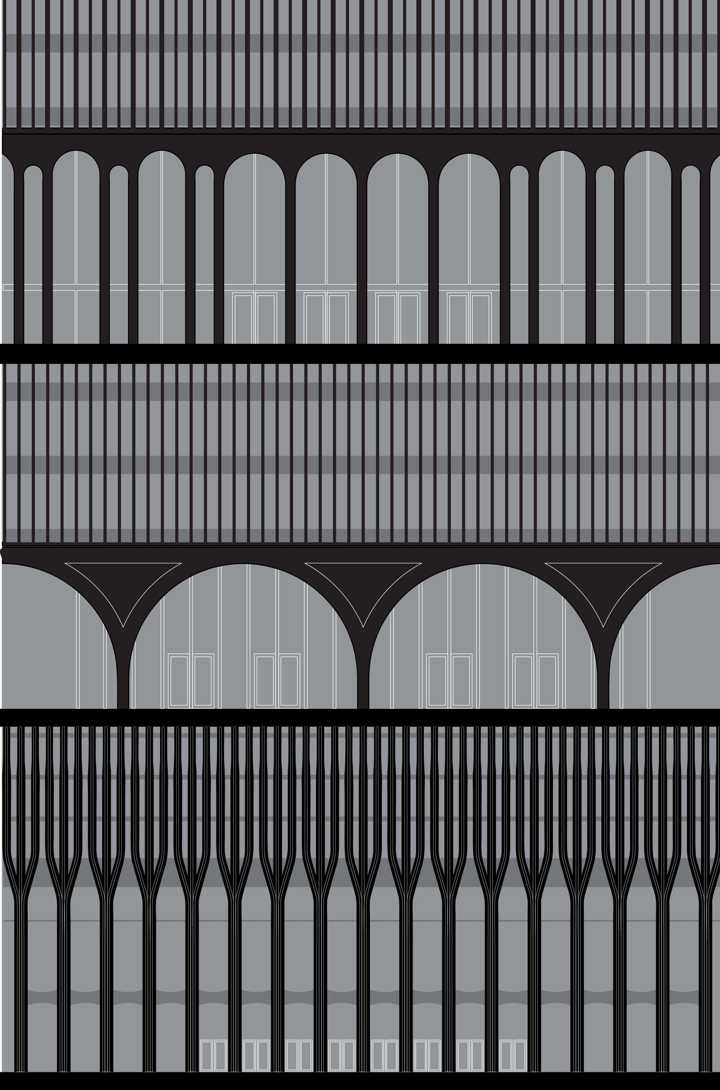 Bezier Bundled Bifurcations — op AL / op Architecture Landscape