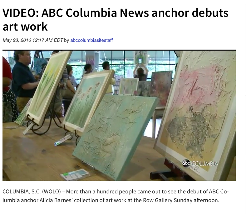 CLICK to WATCH    http://www.abccolumbia.com/2016/05/23/video-abc-columbia-news-anchor-debuts-art-work/