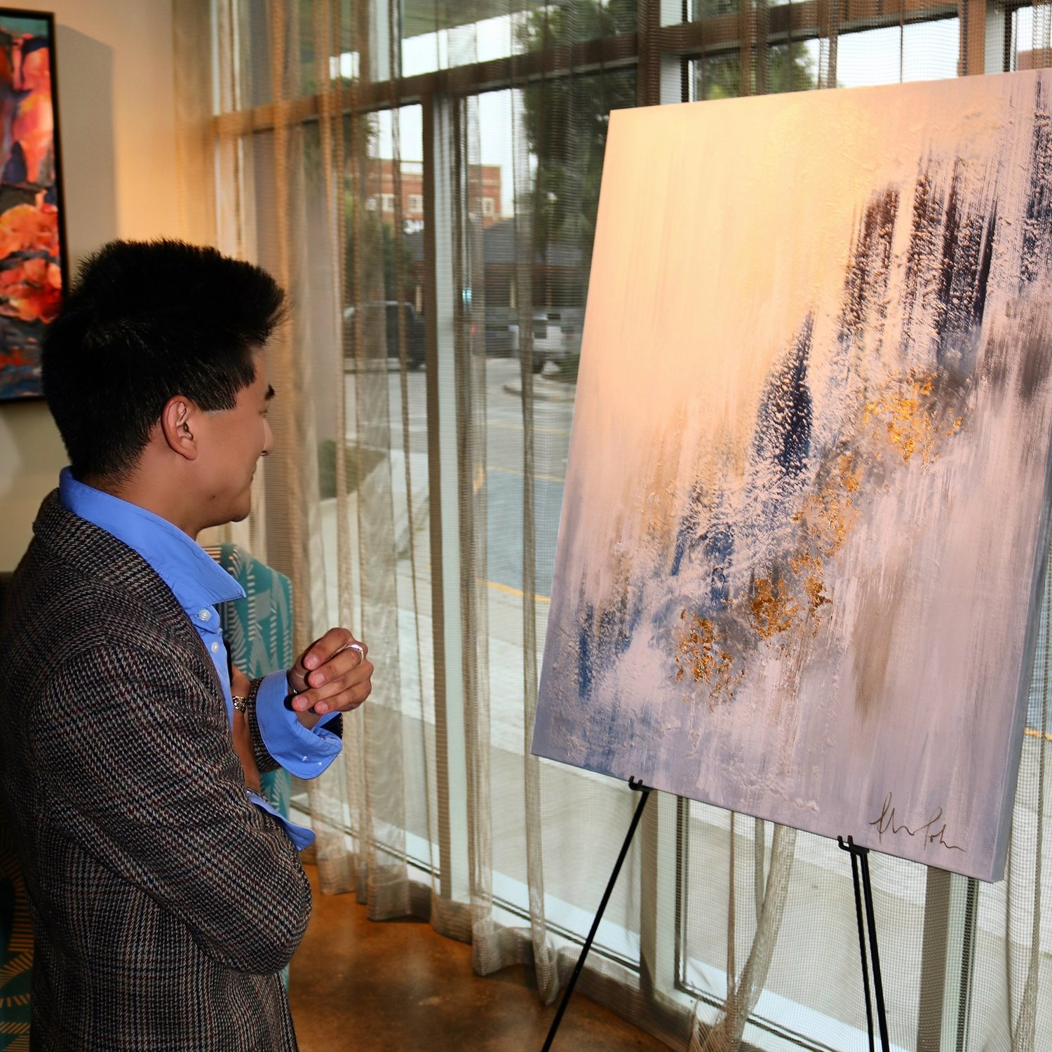 Featured Artist Show at Aloft Columbia Downtown - Columbia, SC