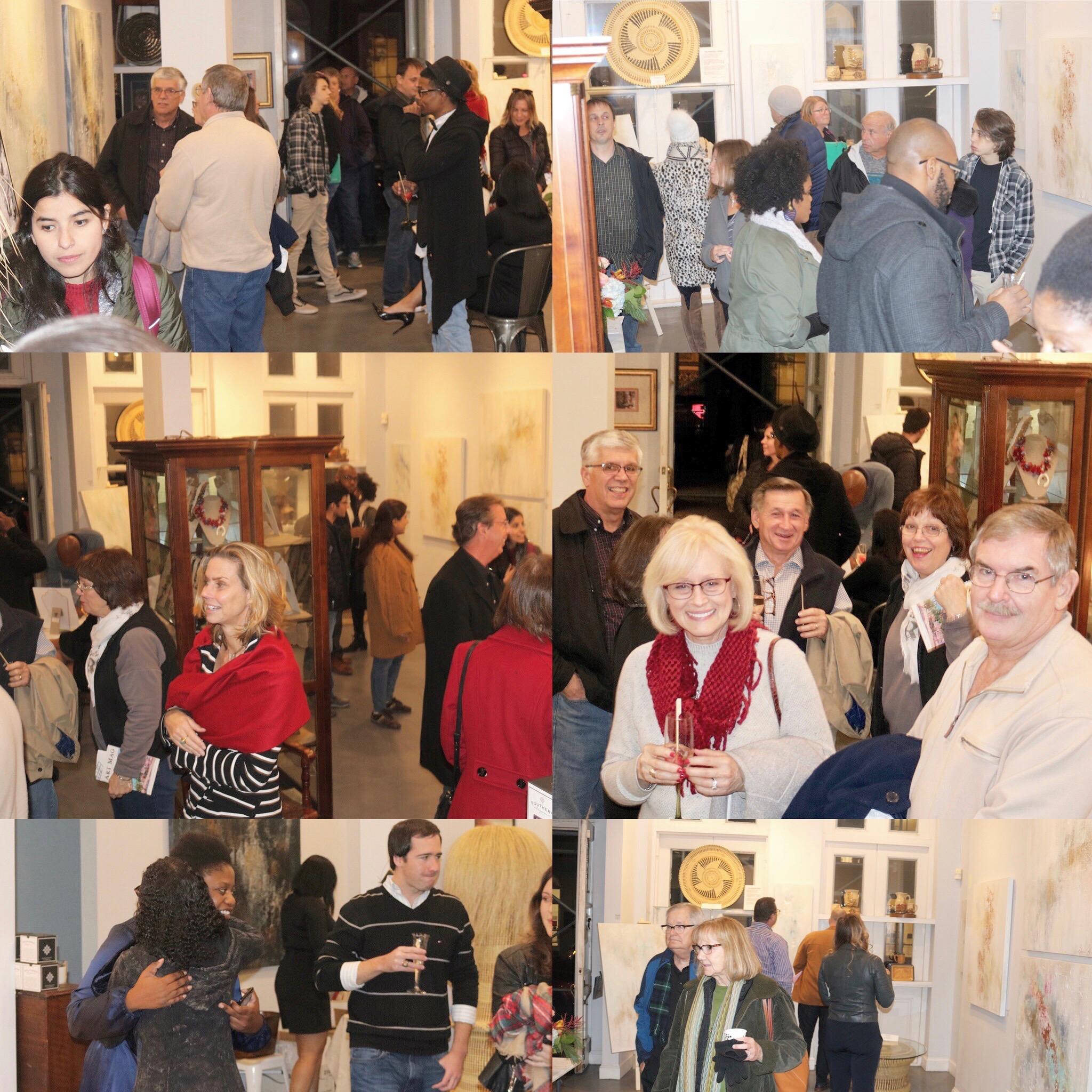 Featured Artist Opening Reception: Neema Fine Art Gallery - Charleston, SC