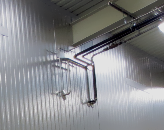Insulated Metal Panels — Texo Industrial