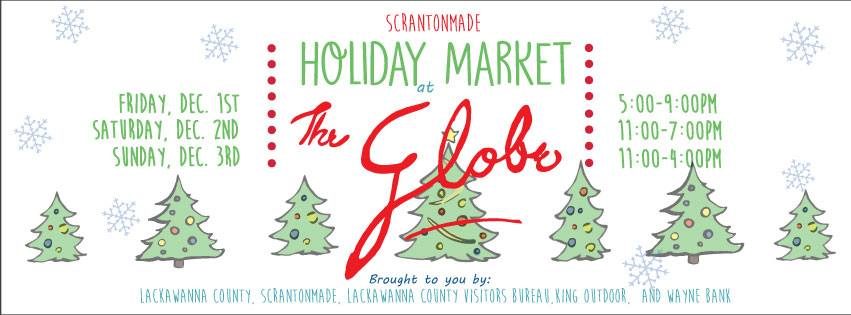 holiday market - Our Electric City Light Bulbs are featured on the ScrantonMade Holiday Market 2017 website! Check out what they have to say here.