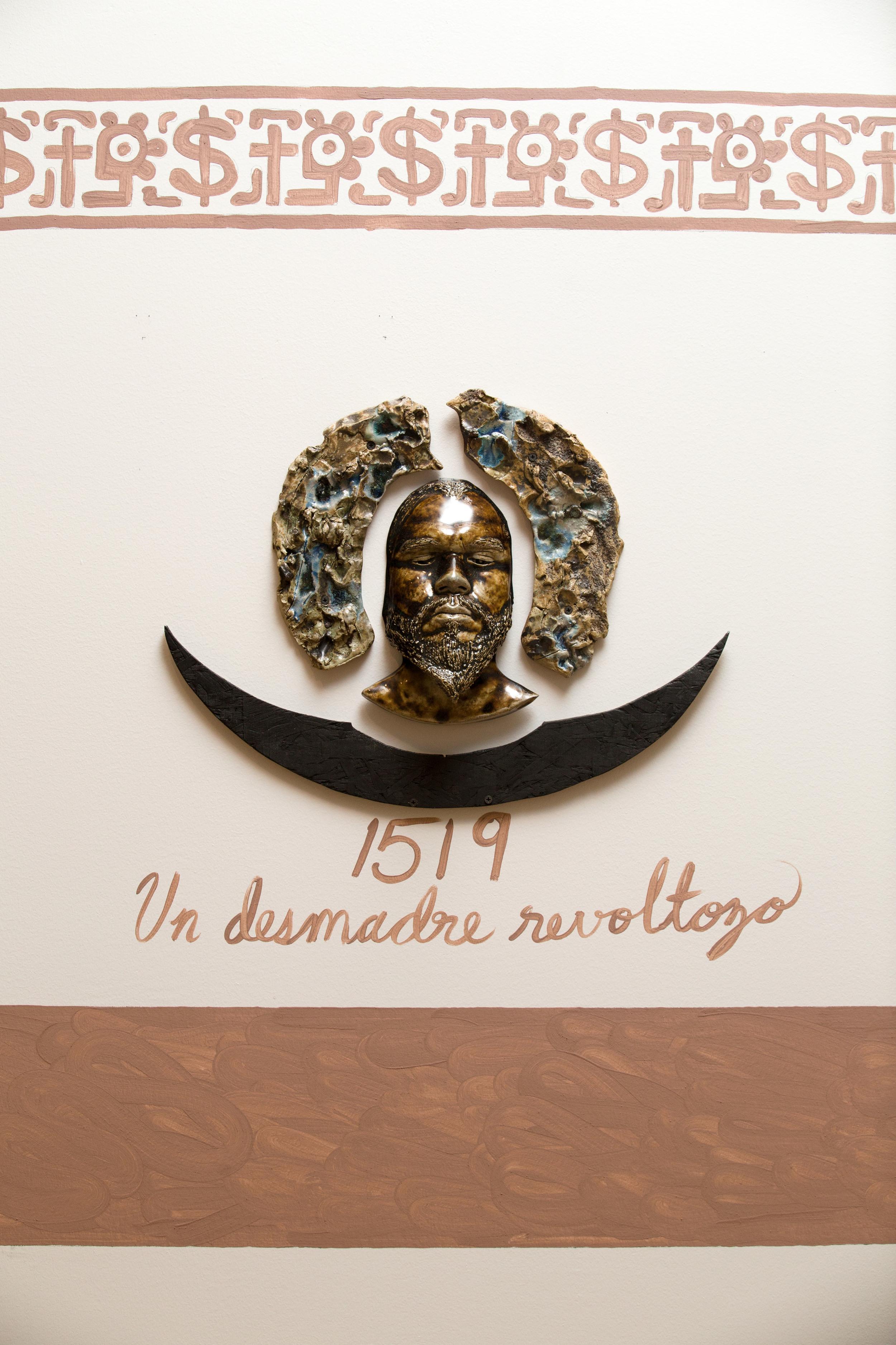 1519, what a messy riot/1519, Un desmadre revoltozo