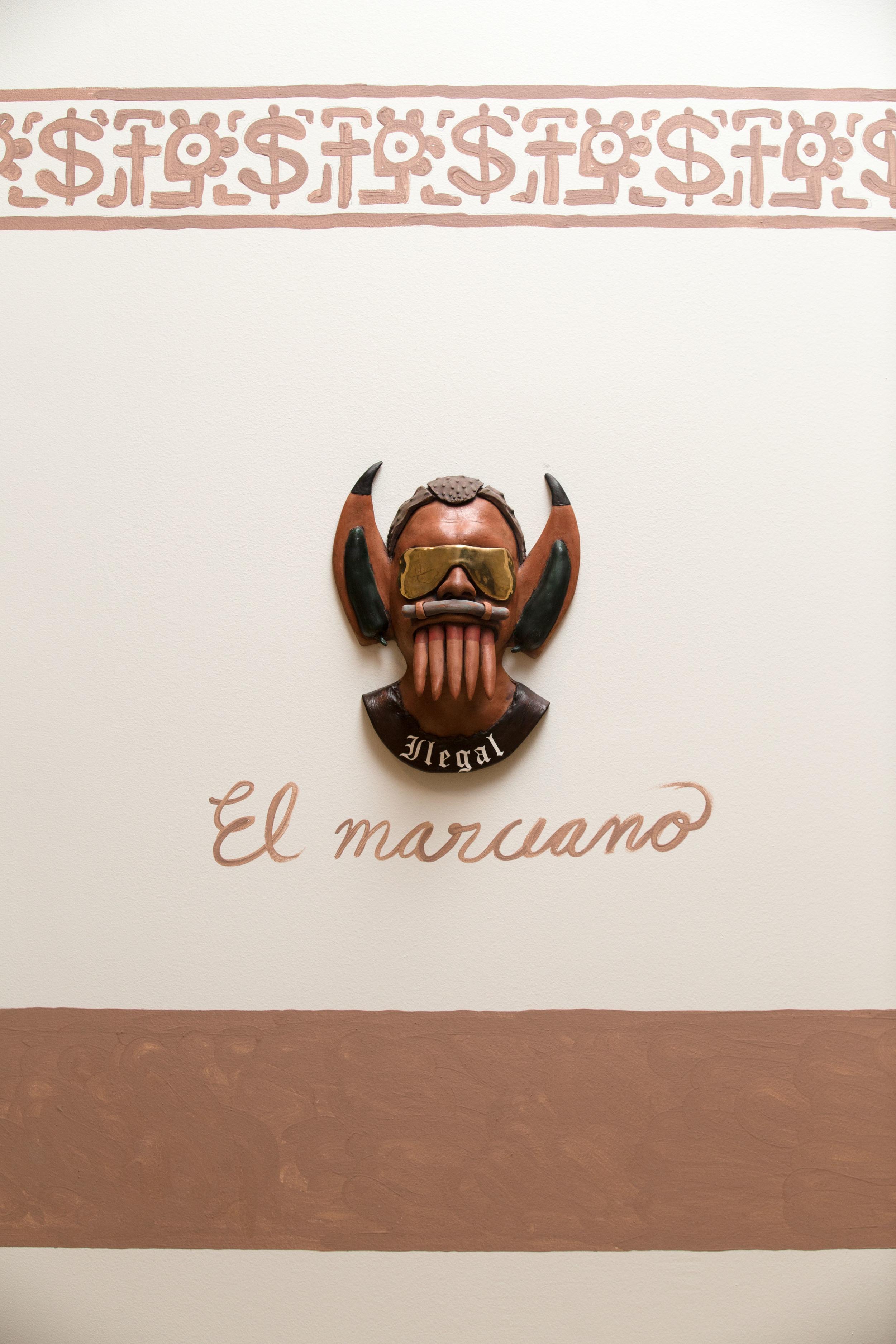 The Alien/El marciano