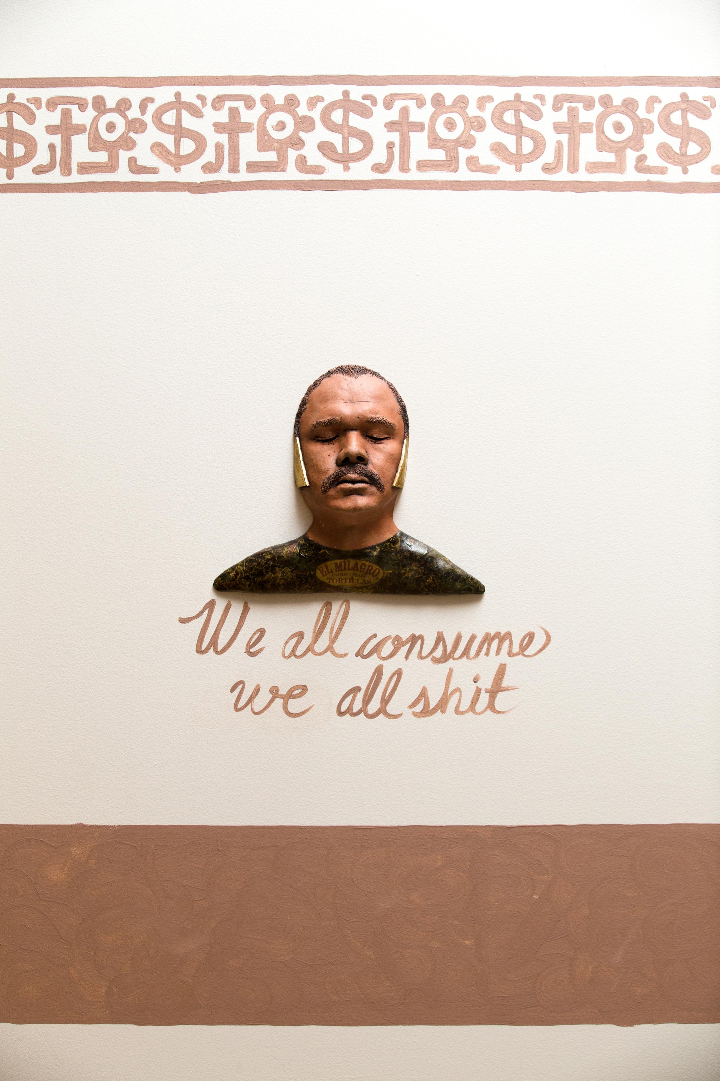 We All Consume, We All Shit/Todos consumimos, todos defecamos