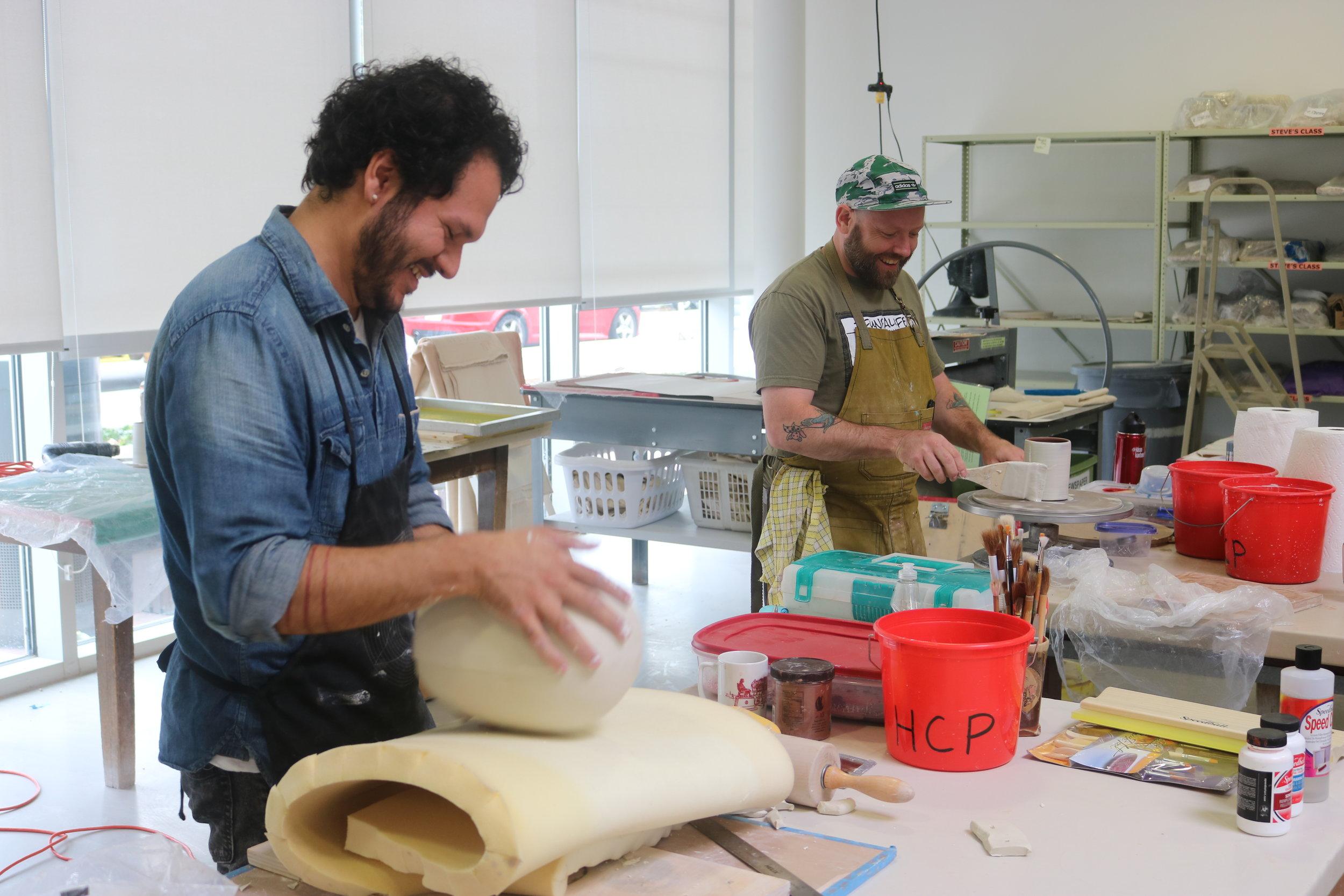 Harvard Ceramics Program
