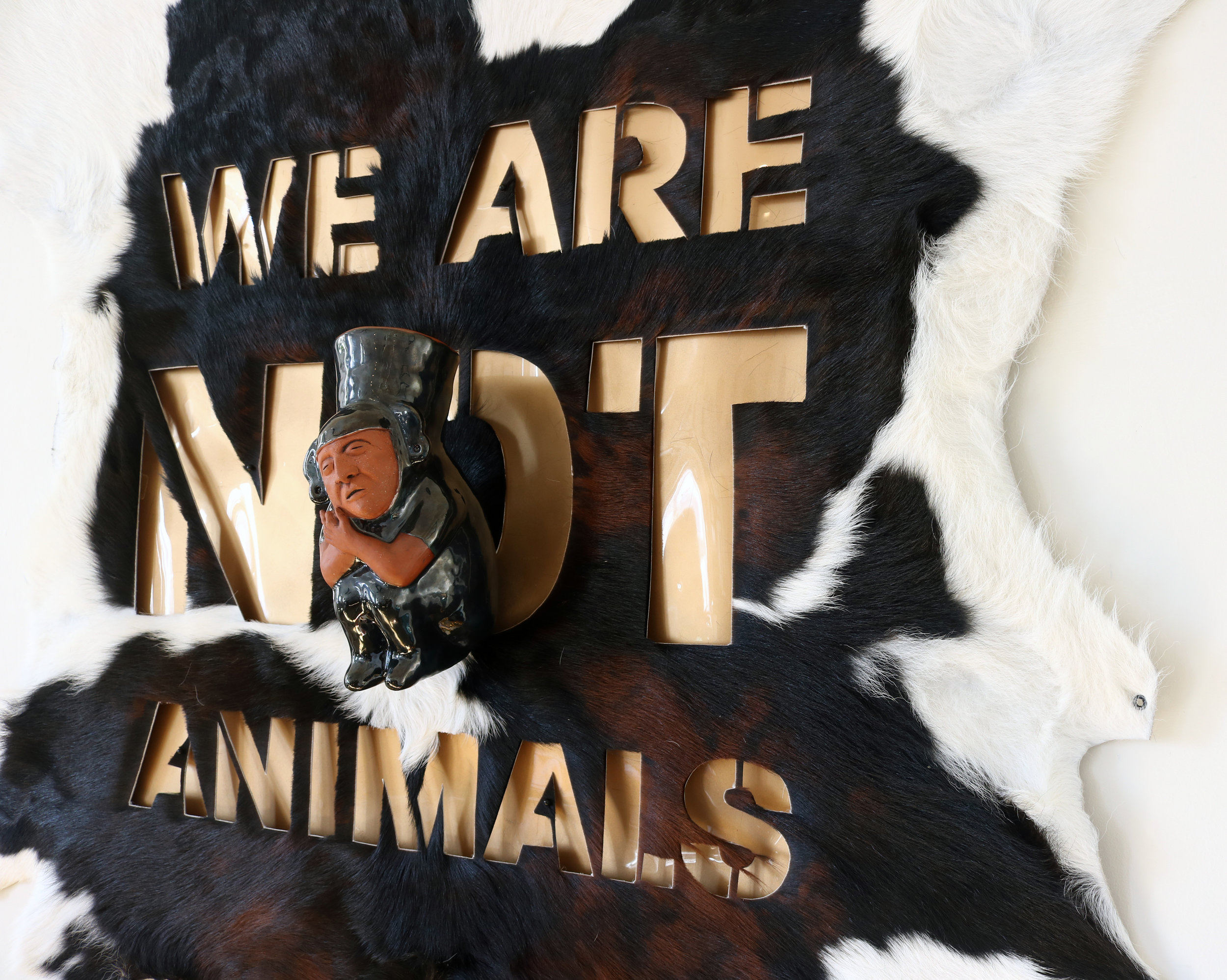 We Are Not Animals