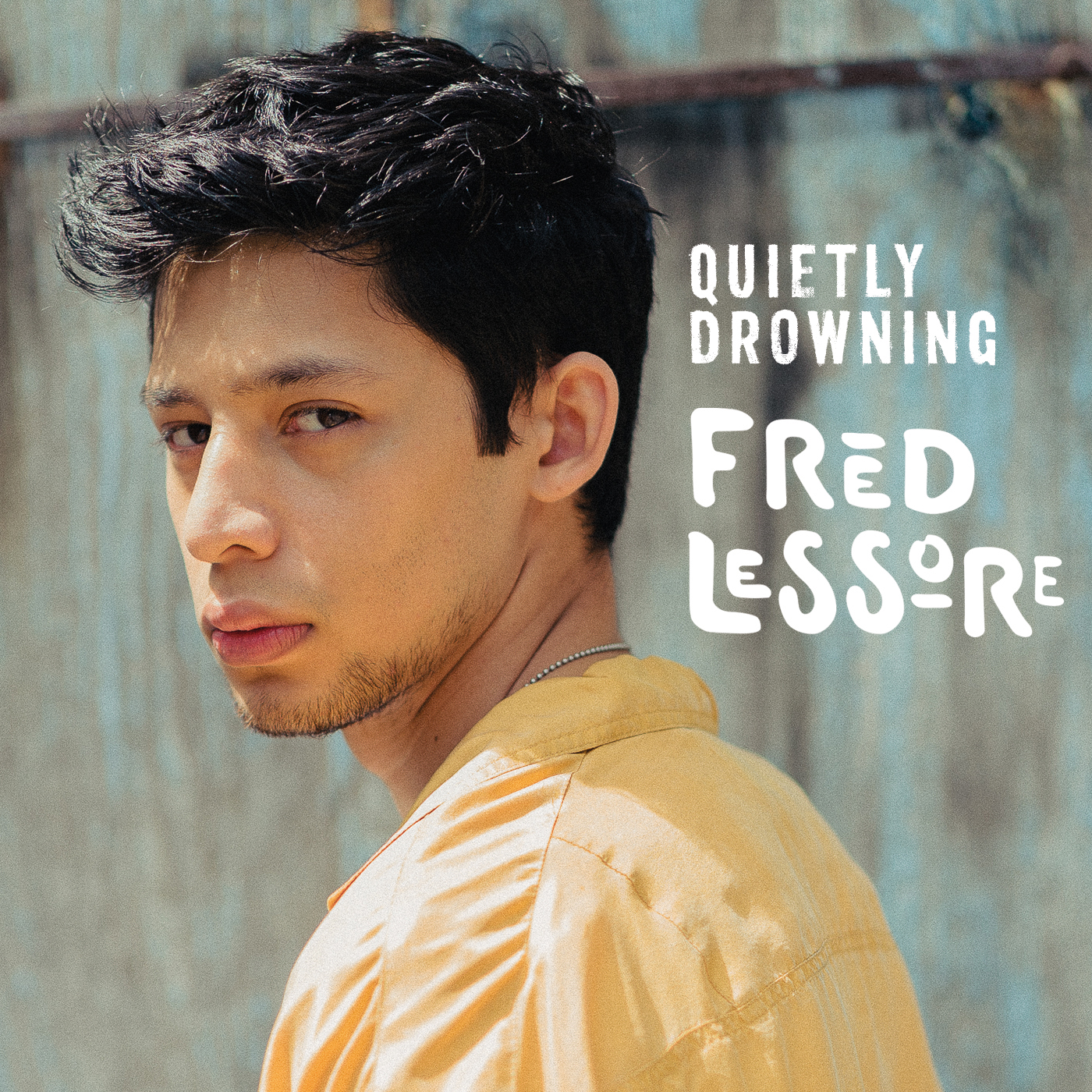Ferocious Label Services Fred Lessore Quietly Drowning
