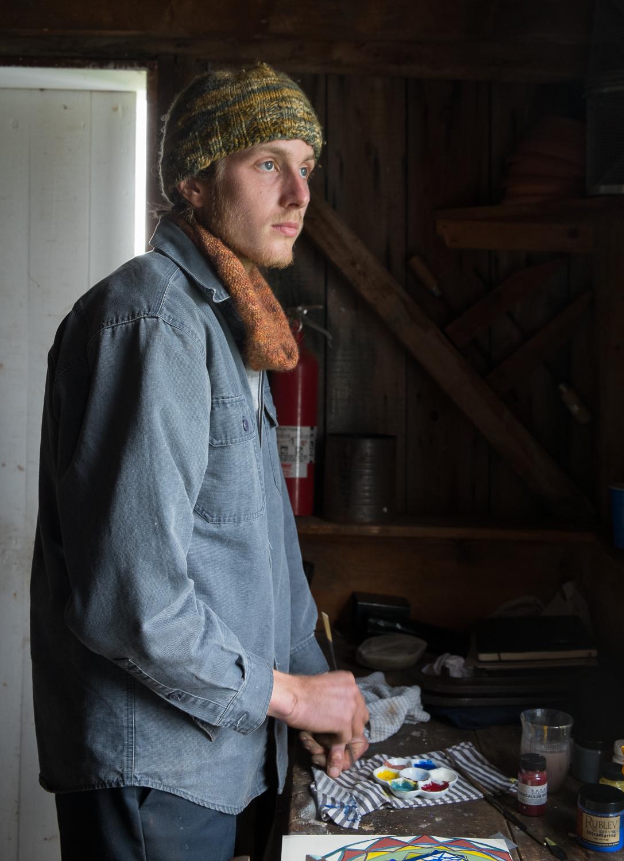 Alexander Heald, Maine 2013