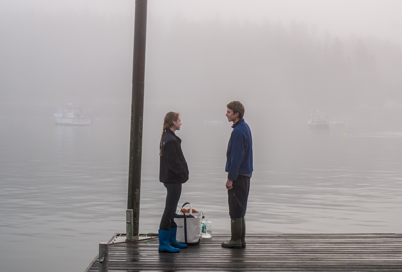 Rebecca & Alexander, Maine 2013
