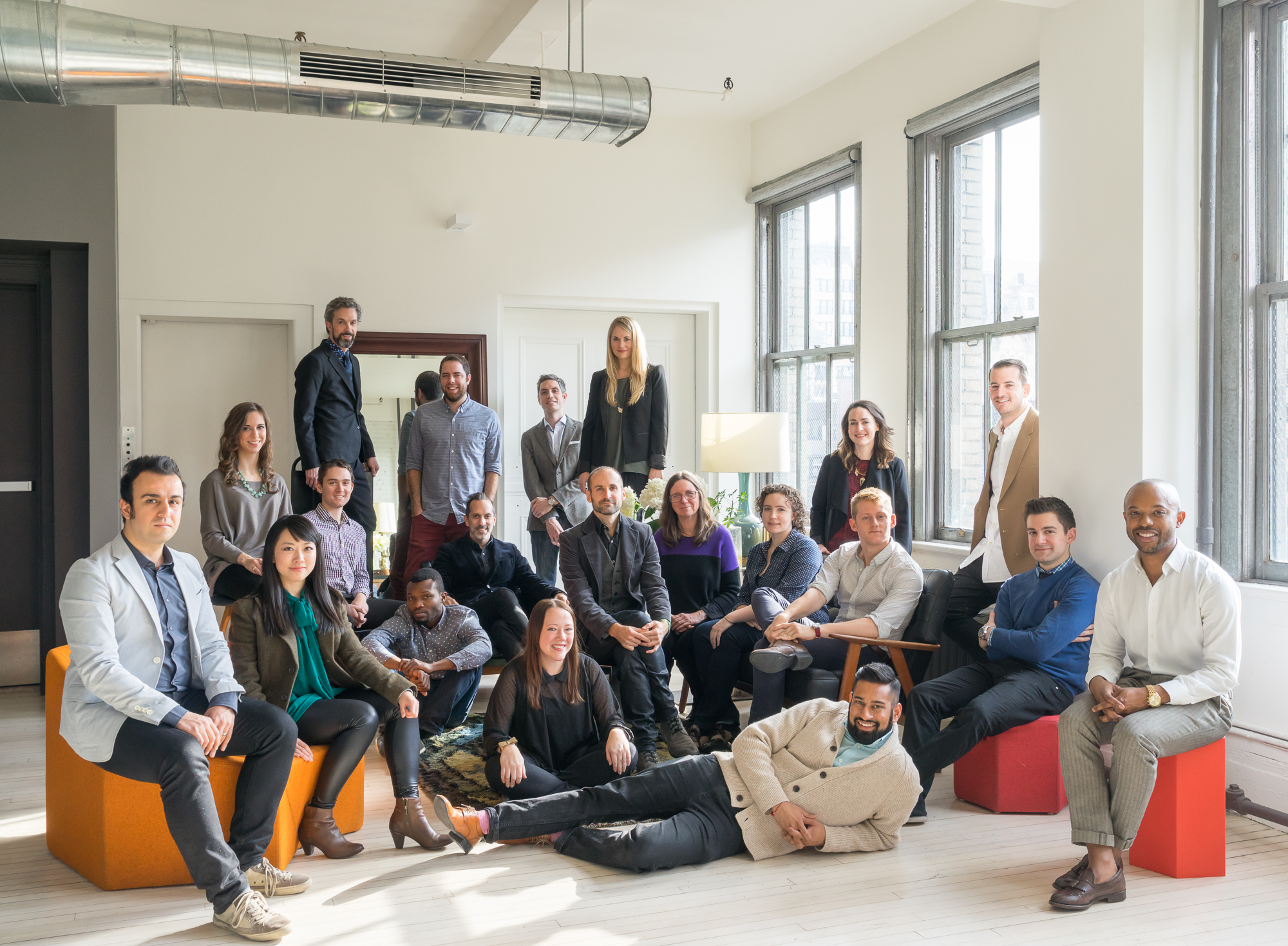 Staff Portrait for Incorporated Architecture & Design