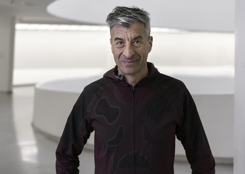 Maurizio Cattelan for the Guggenheim 2016