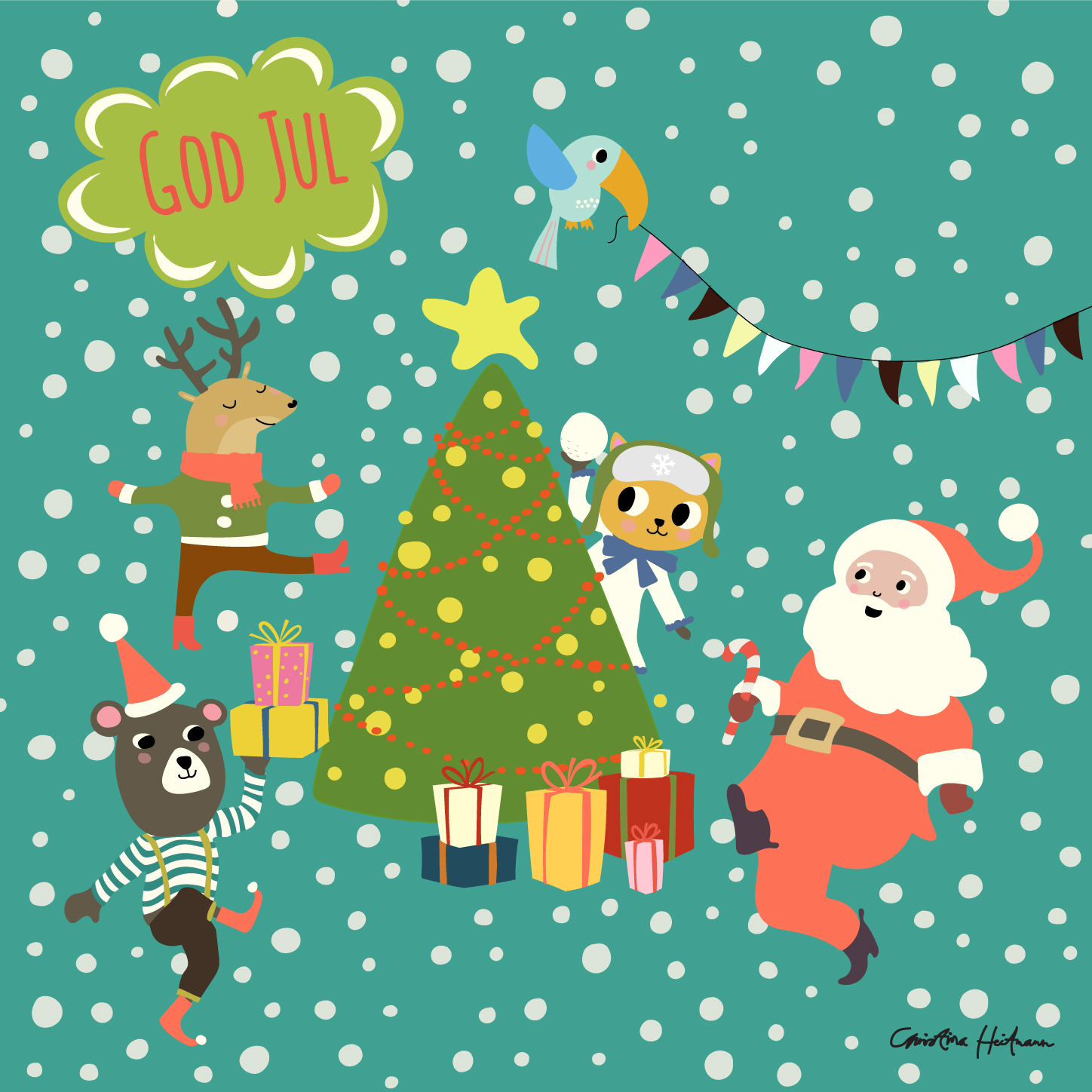 christina-heitmann-christmas-illustration